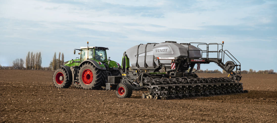 Результаты Fendt Momentum Crop Tour 2020