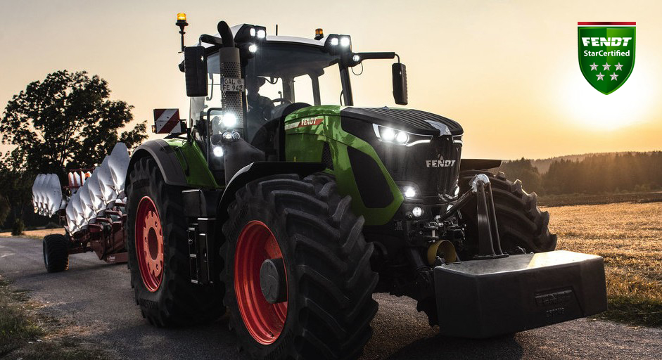 Fendt Star Certified